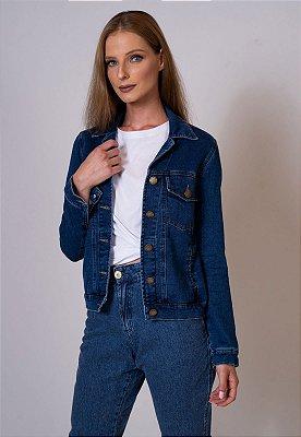 Jaqueta Jeans Aero Basic