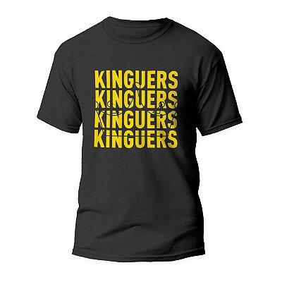 Camiseta KING - KINGUERS