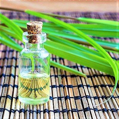 Óleo Essencial de Citronela Jardim Exótico 10 ml - 100% Puro