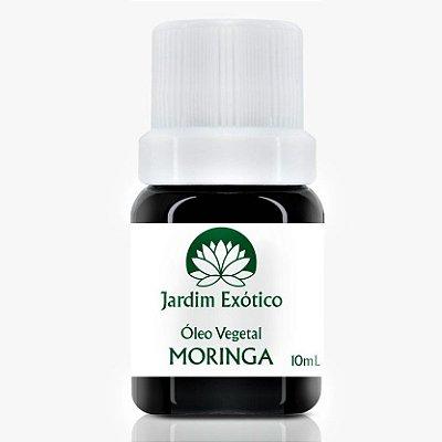 Óleo Vegetal de Moringa  Jardim Exótico 10 ml - 100% Puro