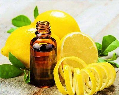 Óleo Essencial de Limão Siciliano Jardim Exótico 10 ml - 100% Puro