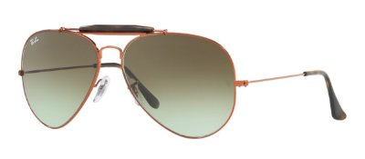 Ray Ban Outdoorsman II RB3029 9002-A6