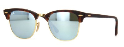Ray Ban Clubmaster RB3016 1145/30