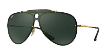 Ray Ban Blaze Shooter RB3581N 001/71
