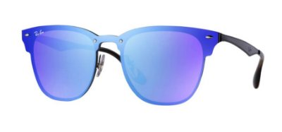 Ray Ban Blaze Clubmaster RB3576N 153/7V