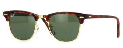 Ray Ban Clubmaster RB3016 W0366