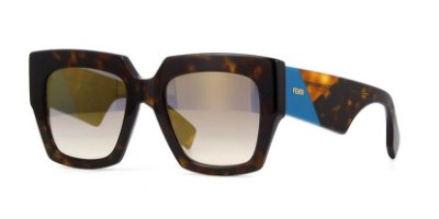 Fendi Facets FF 0263/S 086FQ