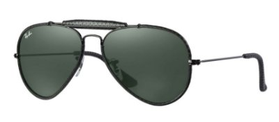 Ray Ban Outdoorsman Craft RB3422Q 9040