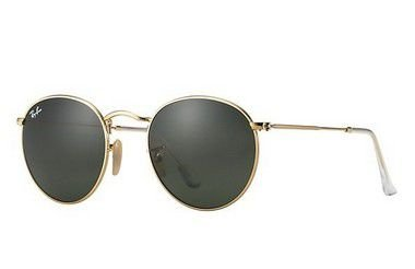 Ray Ban Round RB3447L 001 - GRANDE