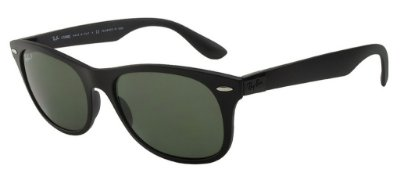 Ray Ban New Wayfarer Liteforce RB4207 Polarizado