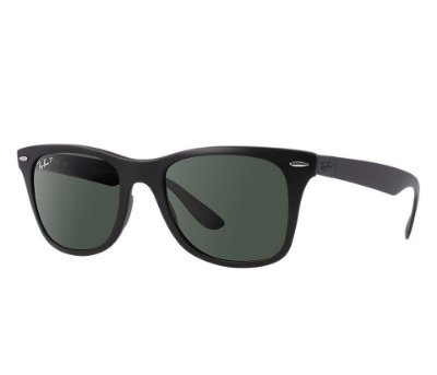 Ray Ban Wayfarer Liteforce RB4195 Polarizado