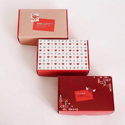 Kit Roud Dia dos Namorados l Caixa temática pequena