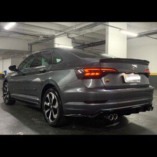 Bodykit VW Jetta Rline e GLi Black Piano