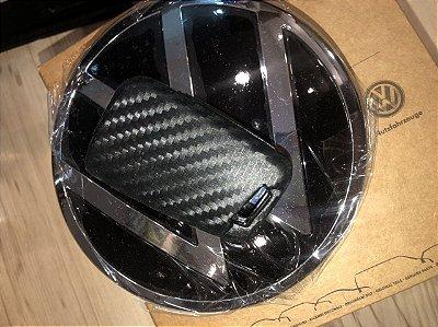 Capa de chave em carbono silicone
