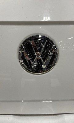 Aplique em carbono para logo traseiro da Volkswagen