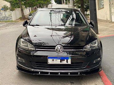 Frontlip VW Golf TSI modelo Europeu