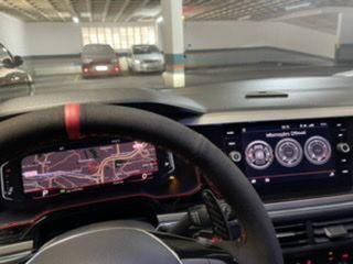 Tampinha do Painel do VW Polo e Virtus Saída USB 3D
