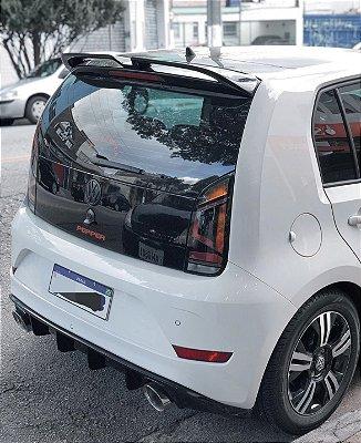 Aerofólio + Spoiler Lateral VW UP fosco