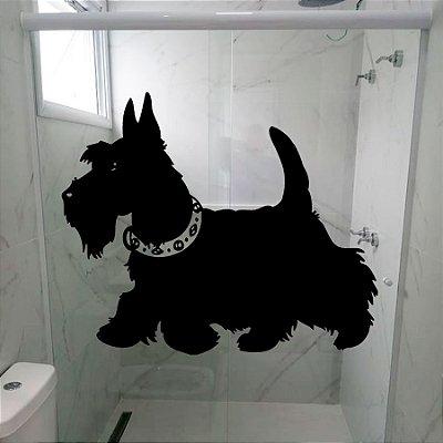 Adesivo para Box - Cachorro Pets