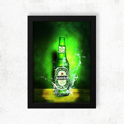 Quadro - Cerveja Bar Decoração