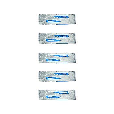 Kit com 5 lâminas de bisturi