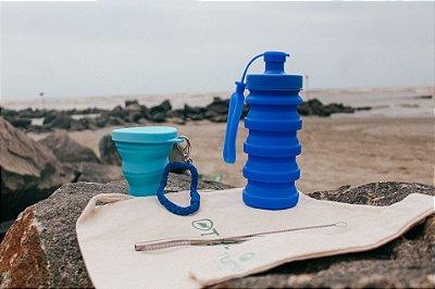 Kit Turtle Azul