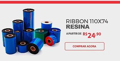 Ribbon 110x74 Resina