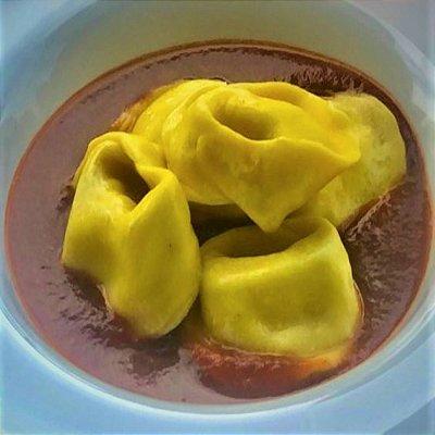 Tortellone Amarelo de Búfala e Manjerona(1kg)
