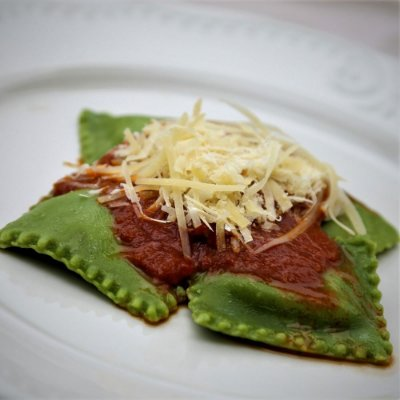 Raviolli (verde) Mussarela 1kg