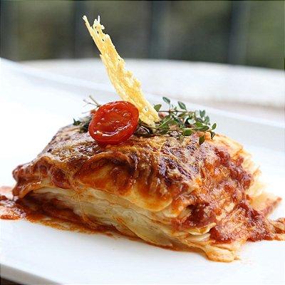Lasagna Tradicional - 4 unidades de 250g (1kg)
