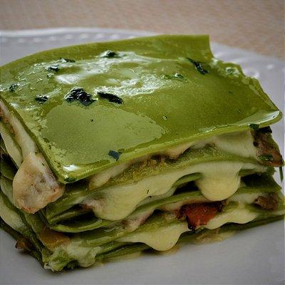 Lasagna Vegetariana- 4 unidades de 250g (1kg)