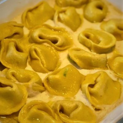 Tortellone Amarelo de Aspargos (1kg)