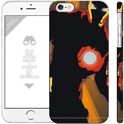 HOMEM DE FERRO - heróis 14| apple - motorola - samsung - sony - asus - lg |capa de celular