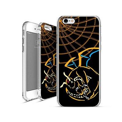 POKÉMON - dragonite 01|  apple - motorola - samsung - sony - asus - lg | capa de celular