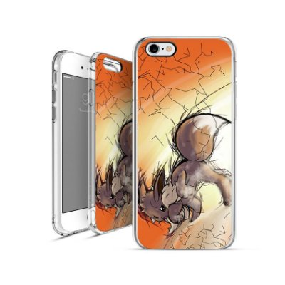 POKÉMON - Eevee  00001 |  apple - motorola - samsung - sony - asus - lg | capa de celular