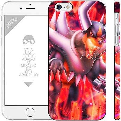 POKÉMON - HOUNDOOM 001  |  apple - motorola - samsung - sony - asus - lg | capa de celular