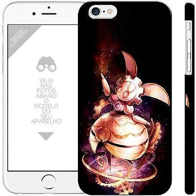 POKÉMON  - Magearna  |  apple - motorola - samsung - sony - asus - lg | capa de celular