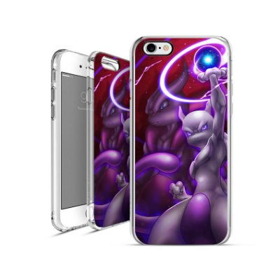 POKÉMON  Mewtwo 000001  |  apple - motorola - samsung - sony - asus - lg | capa de celular