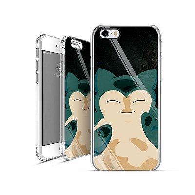 POKÉMON - Snorlax 001  |  apple - motorola - samsung - sony - asus - lg | capa de celular