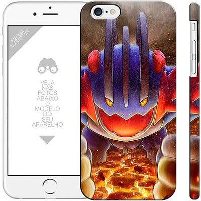 POKÉMON - SWAMPERT 001  |  apple - motorola - samsung - sony - asus - lg | capa de celular