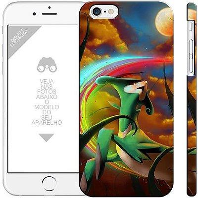POKÉMON - Virizion 000  | apple - motorola - samsung - sony - asus - lg | capa de celular