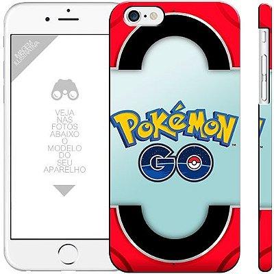 POKÉMON GO - pokedex  |  apple - motorola - samsung - sony - asus - lg | capa de celular