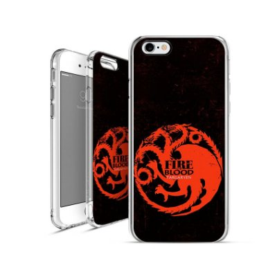GAME OF THRONES casa-targaryen| apple - motorola - samsung - sony - asus - lg|capa de celular