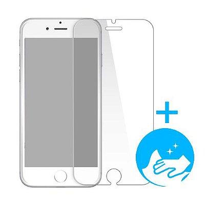 PELÍCULA de Vidro Anti-Impacto + Kit limpeza (diversos modelos de celular)