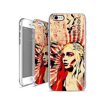 GAME OF THRONES Daenerys-Targaryen 3| apple - motorola - samsung - sony - asus - lg|capa de celular