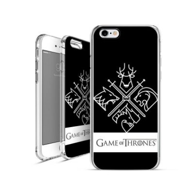 GAME OF THRONES (séries) 4| apple - motorola - samsung - sony - asus - lg|capa de celular