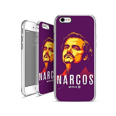 NARCOS | apple - motorola - samsung -  sony - asus - lg | capa de celular