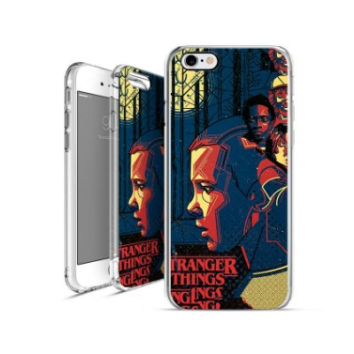 STRANGER THINGS 10 | apple - motorola - samsung -  sony - asus - lg | capa de celular