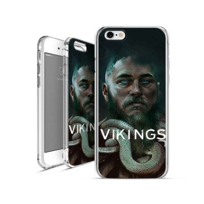 VIKINGS 4 | apple - motorola - samsung - sony - asus - lg|capa de celular
