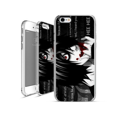 DEATH NOTE 20  | apple - motorola - samsung - sony - asus - lg | capa de celular